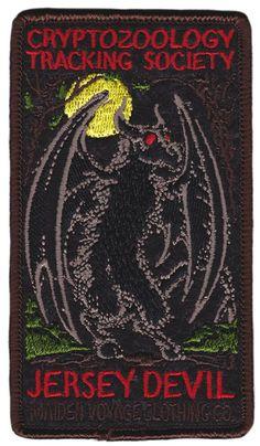 MAIDEN VOYAGE JERSEY DEVIL PATCH - Sourpuss Clothing