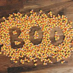 Food Typography von Becca Clason | KlonBlog