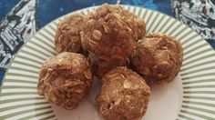 Oatmeal Cookie Balls (FTDI)