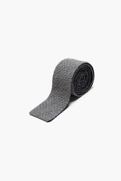 Plain Knit Tie