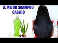 EL MEJOR SHAMPOO CASERO - CABELLO LARGO Y HERMOSO Maya Belleza de la India - YouTube