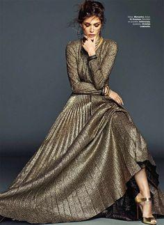 visual optimism; fashion editorials, shows, campaigns & more!: 70'ler yeni retro: elisa sednaoui by nico for harper's bazaar turkey july 201...