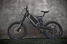 Stealth Electric Bikes, Bomber, Dark Knight, Batman, Gotham, electric vehicle, transportation, pedal power,