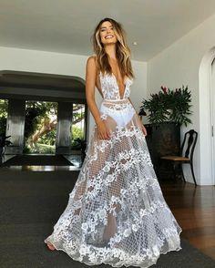 Vestido Maxi Floral, Boho Floral Maxi Dress, Dresses For Sale, Prom Dresses, Summer Dresses, Wedding Dresses, Lace Weddings, White Outfits, Boho Outfits