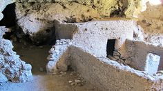 Rogers Canyon Cliff Dwelling main dwelling, via Flickr.