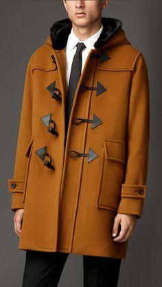 Mackintosh Wool Duffle Coat | Covetable Clothing | Pinterest ...