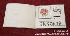 Litera G - dosar cu activități - Stilul meu de viață Passport