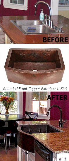 copper will enhance the look of any home find a copper sink or tub at - Copper Kitchen Sinks Reviews