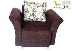Silla abanico $ 519.000 Armchair, Furniture, Home Decor, Game Room, Chairs, Sofa Chair, Single Sofa, Decoration Home, Room Decor
