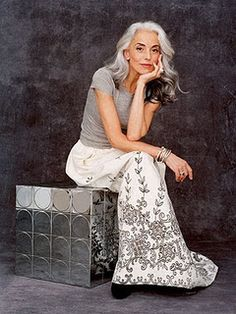 I want to be like her when I'm older!