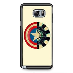 The Avengers Civil WarPhonecase Cover Case For Samsung Galaxy Note 2 Samsung Galaxy Note 3 Samsung Galaxy Note 4 Samsung Galaxy Note 5 Samsung Galaxy Note Edge