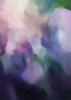 """Mirima III"" Abstract Art"