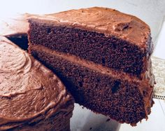 Vegan Mayo Chocolate Cake. A vegan cake can be moist and rich with ingredients you probably already have in your kitchen.