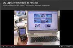 O ano era 1997 e a Câmara Municipal de Fortaleza acabava de disponibilizar suas sessões plenárias, ao vivo, na rede mundial de computadores – internet, no site o internauta conseguia assistir a programação da Tv Plenário, uma Tv que somente existia na Internet. Em 2000 o Vereador Carlos Mesquita cria a então Tv Legislativa que depois passa a ser denominada Tv Fortaleza. http://franciscocavalcante.wordpress.com/2014/11/08/tv-fortaleza-uma-tv-que-surgiu-da-internet-egov/