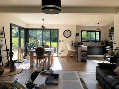 """Et une query qui revient souvent —> quelle dimensio… – Delicacies""""> 🔎 LIVING ROOM -> And a query that comes up usually -> what a dimension … – Kitchen Interior Design Living Room, Living Room Designs, Living Room Decor, Bedroom Decor, Interior Design Layout, Modern Loft, Small Room Bedroom, Home Fashion, Sweet Home"""