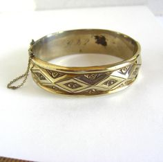 Vintage bracelet (for small wrist).