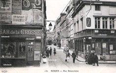 Rouen rue Beauvoisine