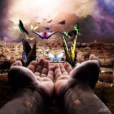 Satan will always use unsaved people to bring up your past self, but they don't realize that you have died, and have been born-again. Truly, I am dead to the power of sin, and alive to God through Christ Jesus. I am a new creature, just like a caterpillar becomes a butterfly... and I am reborn to fly! ✝️ #GodisGood #JesusLovesYou #believe #anythingispossible #life #quotes #withGodallthingsarepossible #godfoundation @godfoundation