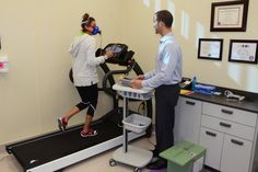 The Fort Irwin AWC focuses on Readiness, offers state of the art VO2 Fitness Testing