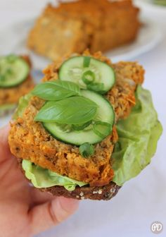 Pasztet warzywny – Przepis dietetyka Salmon Burgers, Breakfast Recipes, Clean Eating, Lunch Box, Food And Drink, Healthy Recipes, Dinner, Ethnic Recipes, Fitness