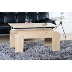 Table basse conforama promo table pas cher achat table for Table transformable conforama