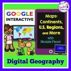 Looking for paperless activities for your Google classroom? Wanting infuse digital lessons into your classroom? Whether you have a 1:1 classroom or you are just starting out, this digital product is perfect for all levels of learning. Use this with your smart board or for individual devices.