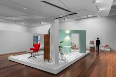 Mid-Century Modern Exhibition at the NGV