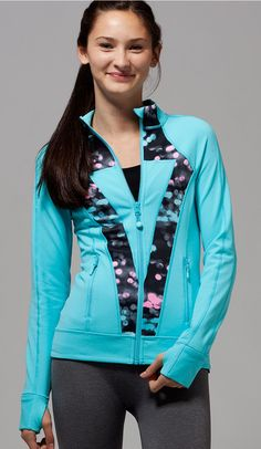 cozy up when you're on the go. | Perfect Your Practice Jacket