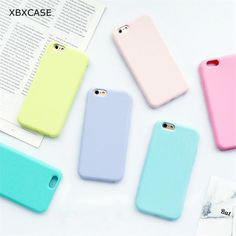 Phonete.comMacarons Color Silicone iPhone Case for iPhone 7, 6S, 650%OFF #phone #phonecases  #iphone #iphonecase #iphone7 #iphone7plus #iphone8  #iphoone8plus #iphonex #shockproof #stylish #waterproof #macarons