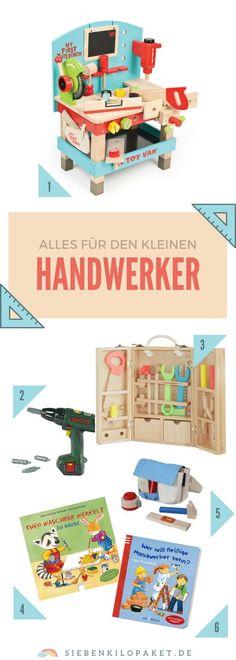 Alles Für Den Kleinen Handwerker   Schöne Ideen Für Alle, Die Gerne Werkeln  Ganz Besondere