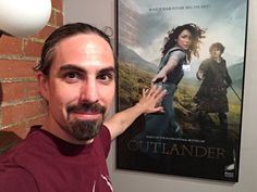 The Music Director of the Outlander series