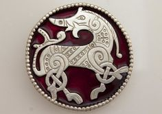 Viking and Saxon Jewlelery, pendants, brooches, belts etc - Viking, Saxon and Medieval jewellery reproductions from Danegeld Medieval Jewelry, Viking Jewelry, Ancient Jewelry, Old Jewelry, Viking Garb, Viking Dress, Anglo Saxon Tattoo, Viking Knotwork, Viking Life
