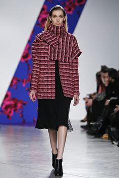 Thakoon Ready To Wear Fall Winter 2014 New York - NOWFASHION