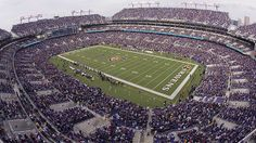 M&T Bank Stadium Seating Chart, Pictures, Directions, and History - Baltimore Ravens - ESPN