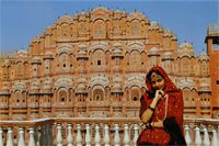 it's 2 night and 3 days tour first we will pick up from  Delhi airport than Agra-Jaipur.