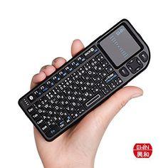 【Ewin】ミニ bluetooth キーボード Mini Bluetooth keyboard タッチパッドを搭... https://www.amazon.co.jp/dp/B00QQ6HA00/ref=cm_sw_r_pi_dp_BrkKxbM2HK2JB
