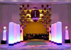 Atlantis Super Bowl XLIV Party Entrance | Entertainment & de… | Flickr