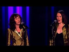 The Voice UK 2013 | Carla and Barbara perform 'The Flower Duet' - Blind Auditions 4 - BBC One - YouTube