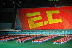 One of the reasons I went to North Korea in August was to catch the Arirang Festival or Arirang Mass Games. It's a feat of ridiculous coordination and discipline that can seemingly only exist in a fully communist state. Every moment pretty much blew my mind.The basic story revolves around a divided Korea with some references to North Korea's great friendship with China at the end. There's really no need to know any back story since there's plenty of visual extravaganza to focus on. And if…