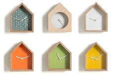 Albert Clocks by Sven Stornebel Design