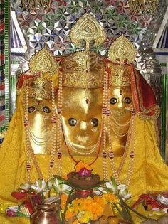जय माँ पीताम्बरा बगुलामुखी देवी