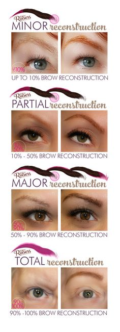The Lash Lounge now offers natural looking brow extensions for any stage of brow reconstruction, using only the safest products and best techniques.