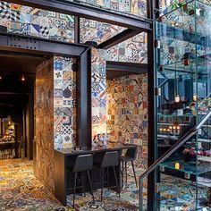 Indret: Verdens flotteste restaurant    Llama