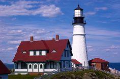 Portland Headlght Lighthouse