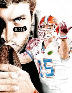 Tim Tebow - oh how we miss you!