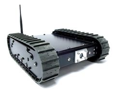 Trackbot Surveillance and Inspection Tracked Robot- Click to Enlarge
