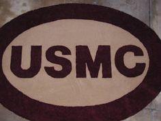 Usmc Man Cave Ideas : Usmc marine corps wooden retirement chest to buy