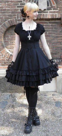a86e3156991 45 Best dark candy clothes images