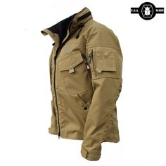 Kitanica Introduces the Mk VI Jacket - Soldier Systems Daily Tactical Wear, Tactical Clothing, Tactical Jacket, Outdoor Wear, Outdoor Outfit, Military Gear, Cool Gear, Riding Gear, Stylish Men