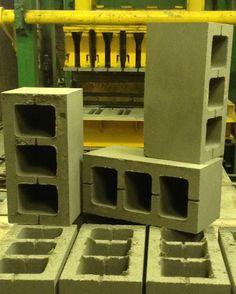 Стеновые бетонные блоки для стен